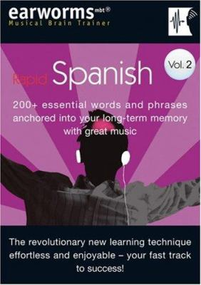 Earworms Rapid Spanish, Volume 2 9781905443130