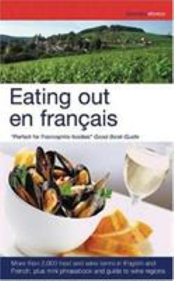 Eating Out En Francais 9781904970095
