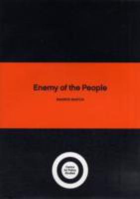 Enemy of the People 9781905389780
