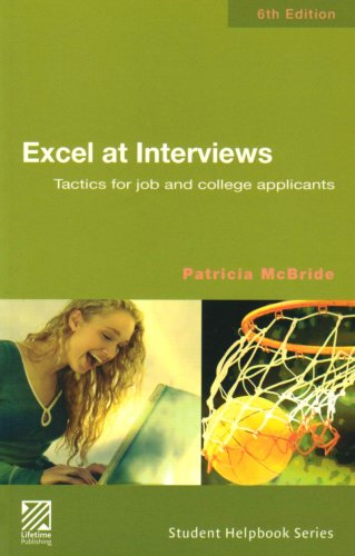 Excel at Interviews 9781904979227
