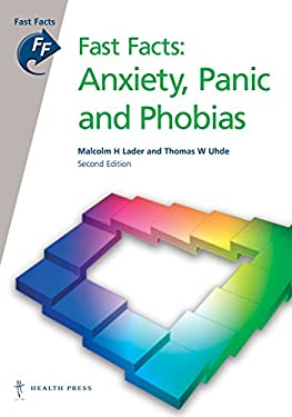 Fast Facts: Anxiety, Panic and Phobias 9781903734414