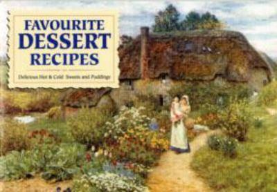 Favourite Dessert Recipes 9781902842455
