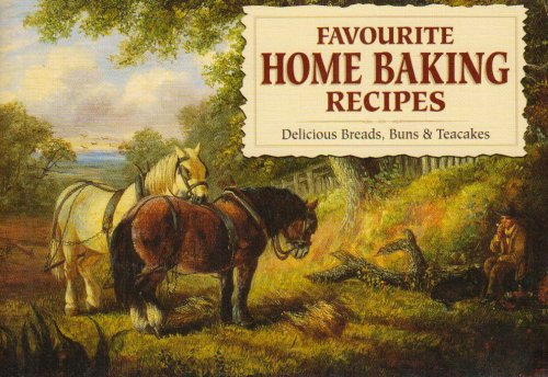 Favourite Home Baking Recipes 9781902842134