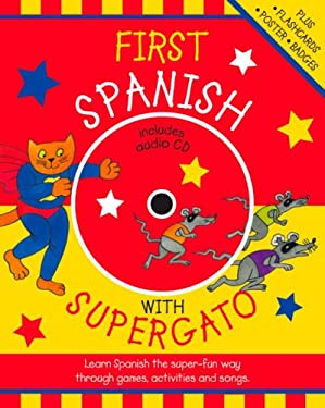 First Spanish with Supergato 9781905710348