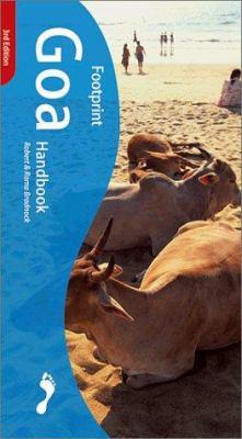 Footprint Goa Handbook: The Travel Guide 9781903471227