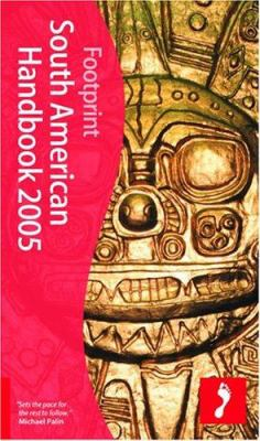 Footprint South American Handbook 9781904777106