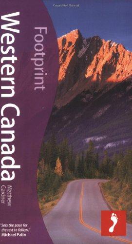 Footprint Western Canada 9781906098261