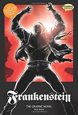 Frankenstein: The Graphic Novel 9781906332495