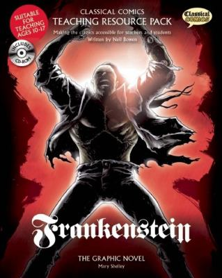Frankenstein Teaching Resource Pack: The Graphic Novel [With CDROM] 9781906332563