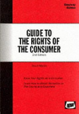 Easyway Guide To The Rights Of The Consumer 2ed 9781900694179