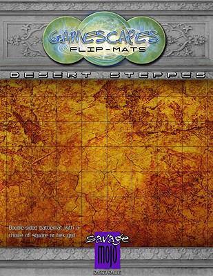 Gamescapes: Desert Steppes 9781907204616