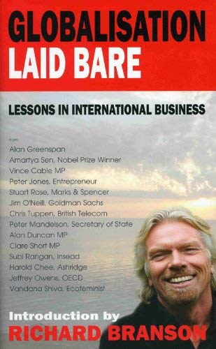Globalisation Laid Bare: Lessons in International Business 9781906142193