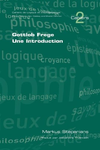 Gottlob Frege. Une Introduction 9781904987512