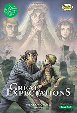 Great Expectations Quick Text Version: The Graphic Novel 9781906332600