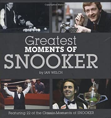 Greatest Moments of Snooker 9781906229429