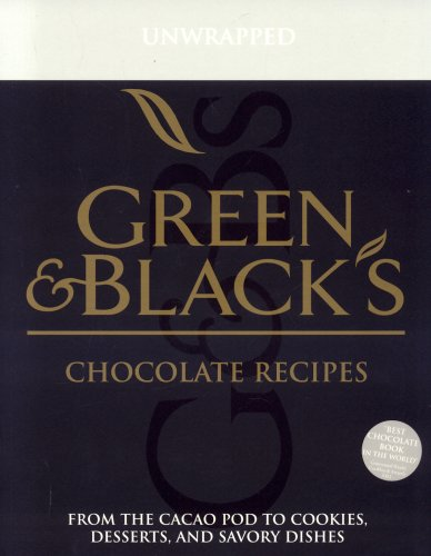 Green and Black's Chocolate Recipes 9781904920670