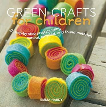 Green Crafts for Children 9781906094669