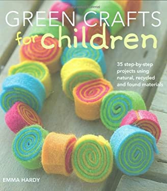 Green Crafts for Kids 9781906094744
