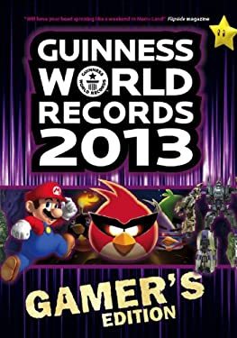 Guinness World Records 2013 Gamer's Edition 9781904994954