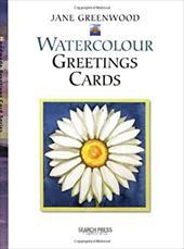 Handmade Watercolour Greetings Cards