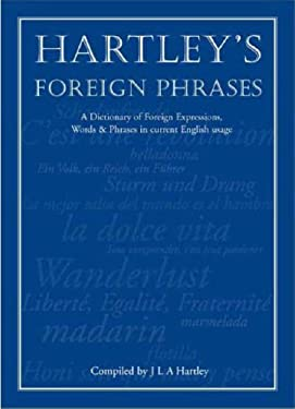 Hartley's Foreign Phrases 9781905299201