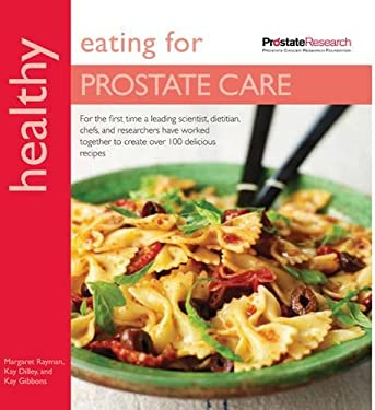 Healthy Eating for Prostate Care 9781906868048
