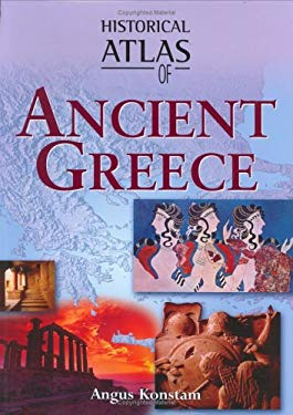 Historical Atlas of Ancient Greece 9781904668169
