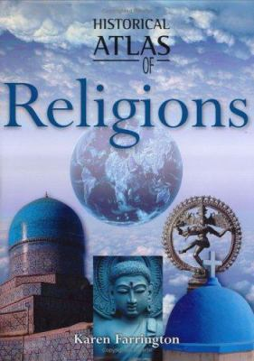 Historical Atlas of Religions 9781904668138