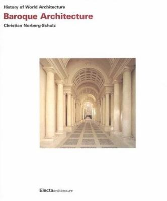 History of World Architecture Baroque Architecture 9781904313106