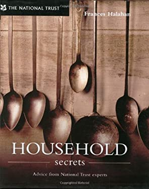 Household Secrets: Advice from National Trust Experts 9781905400362