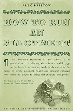 How to Run an Allotment 9781905636921