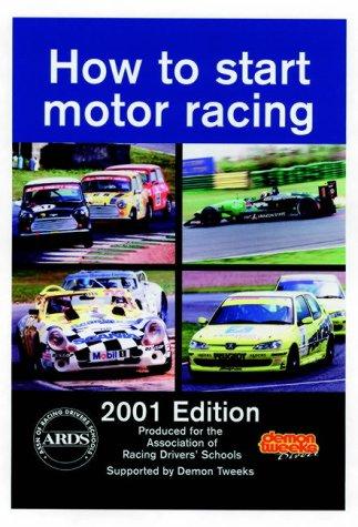 How to Start Motor Racing 9781903378038