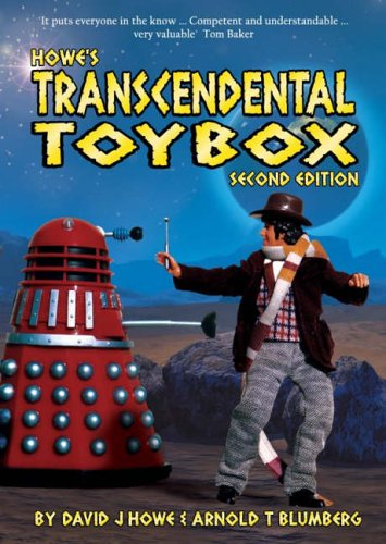 Howe's Transcendental Toybox 9781903889565