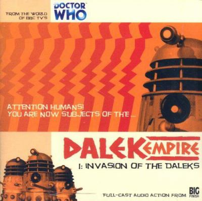 Invasion of the Daleks 9781903654378