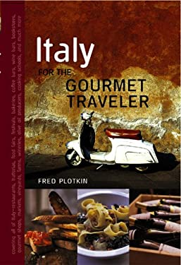 Italy for the Gourmet Traveler 9781904920526