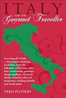 Italy for the Gourmet Traveler 9781906868314