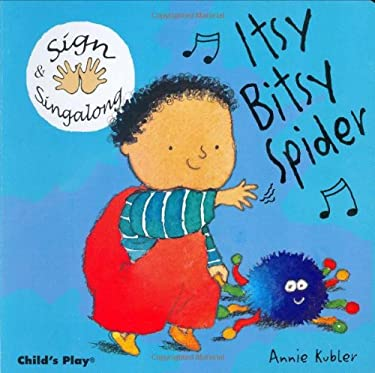Itsy, Bitsy Spider 9781904550433