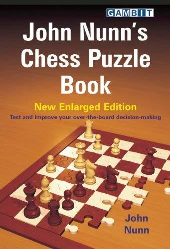 John Nunn's Chess Puzzle Book 9781906454036