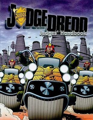 Judges' Handbook 9781907218088