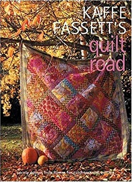 Kaffe Fassett's Quilt Road: Patchwork and Quilting, Book Number 7 9781904485407
