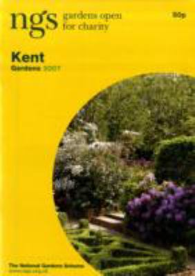 Kent: Gardens Open for Charity 9781905942046