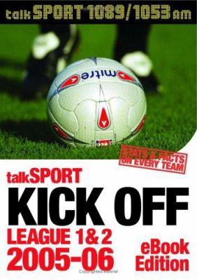Kick Off League 9781903073339