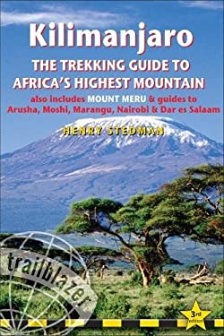 Kilimanjaro: The Trekking Guide to Africa's Highest Mountain 9781905864249
