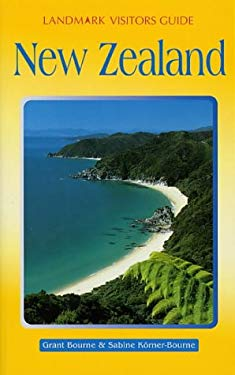 Landmark Visitors Guide New Zealand 9781901522365