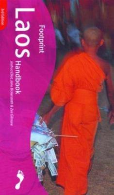 Laos Handbook: The Travel Guide 9781903471395