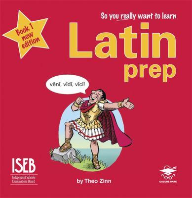 Latin Prep Book 1 9781905735341