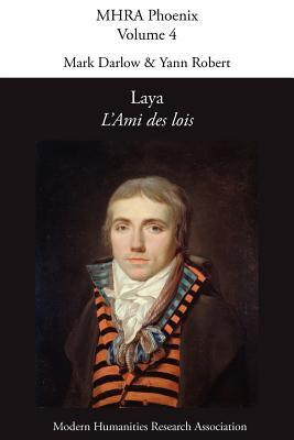 Laya, 'L'ami Des Lois' 9781907322440
