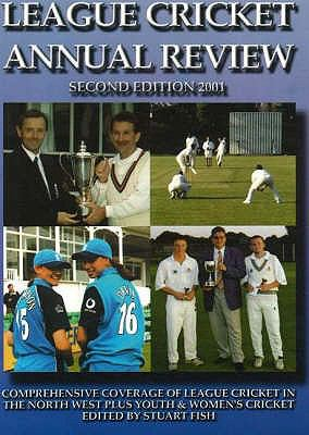League Cricket Annual Review 9781901746198