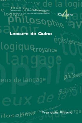 Lecture de Quine 9781904987871