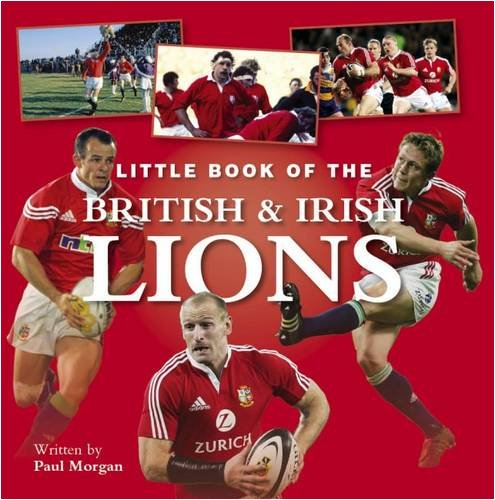 Little Book of the Lions 9781906635459